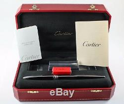 Cartier Calligraphy Limited Edition Fountain Pen 1.5 mm Nib
