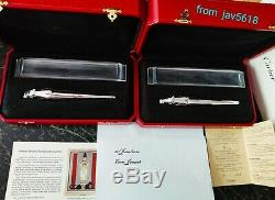 Cartier Panthere Panther F. Pen. Exceptional, Art, Relicultra Rare, New, First