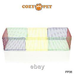 Cozy Pet Guinea Pig Hamster Mouse Playpen Run for small animals PP06