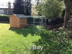 Dog/chicken/poultry animal pens/runs/enclosures
