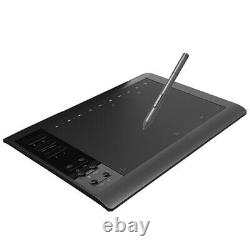 Graphic Tablet Drawing Pad with Digital Pen Quick Reading Pressure Sensing Gift