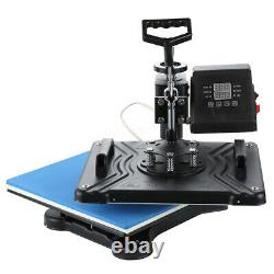 Heat Pen Press Machines Sublimation Printers Double Display Transfer Print Tools