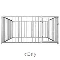 Heavy-duty Outdoor Dog Kennel Pet House Enclosure Run Cage Playpen Poultry Cage