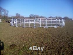 Lunge Ring 50ft Round Pen Exercise Ring