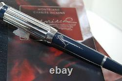 Montblanc Charles Dickens Fountain Pen Writers Edition 2001