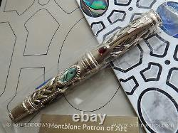Montblanc Scipione Borghese Artisan Patron Of Art Limited Edition 89 M Sealed