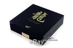 Montblanc Year of the Golden Dragon 2000 Fountain Pen #604