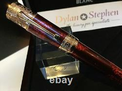 Montblanc patron of the arts Queen Elizabeth I limited edition 888 fountain pen