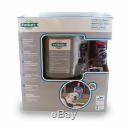 PetSafe Instant Fence Wireless Pet Dog Containment Pen System with Static Collar
