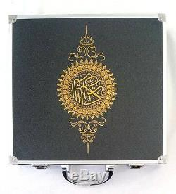 SPECIAL OFFERQuran Pen Reader Beautiful Alloy Case-Tajweed Colour Coded (Large)