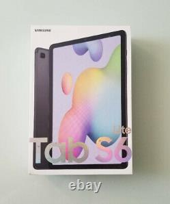 Samsung Galaxy Tab 10.4 S6 Lite 64GB 4GB RAM Android 10 OS Cover and Pen Bundle