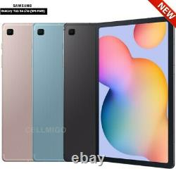 Samsung Galaxy Tab S6 Lite 10.4 with S Pen (64GB) Global 4G LTE GSM Unlocked P615