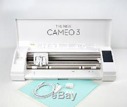 Silhouette Cameo 3 Bluetooth VINYL & HEAT TRANSFER BEGINNERS' PACK, Pens, Etc