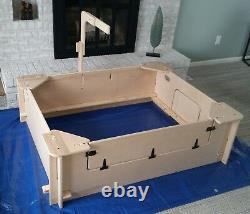 Whelping Box, Weaning Box, LARGE, Dog, Puppy Pen, QuickWhelp