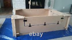 Whelping Box, Weaning Box, Large, 5' x 4', Dog, Puppy Pen, QuickWhelp
