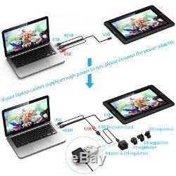 XP-PEN Artist15.6 Pro Drawing Tablet Graphics Pen Display Monitor for Animation