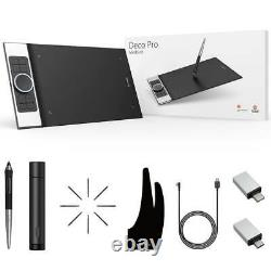 XP-PEN DECO PRO M Graphics Tablet Drawing Board Writing Pad for Painting Art